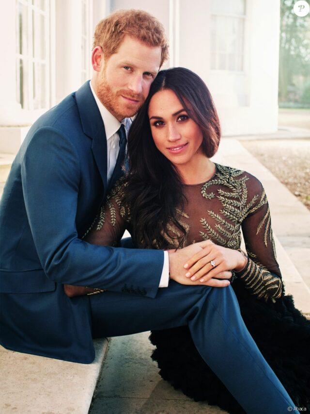 Le prince Harry et Meghan Markle annoncent la naissance de leur fille !