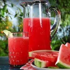 jus de fruit pastèque
