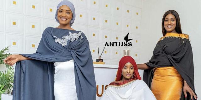 Les actrices Fatel et Faty et l'influenceuse Khadija